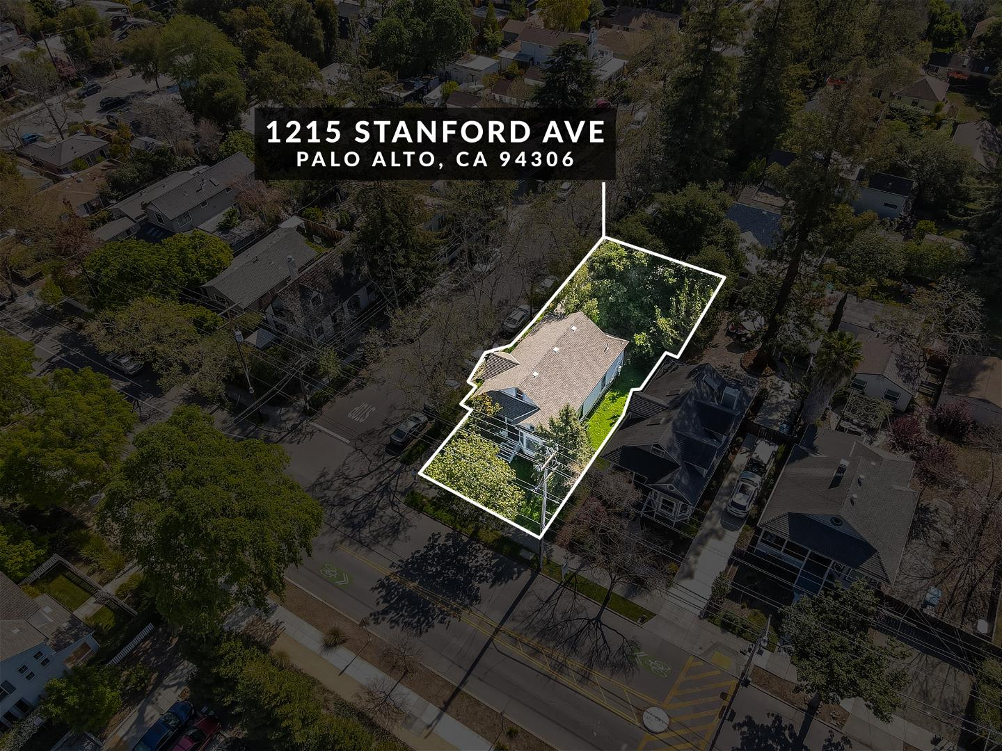Detail Gallery Image 1 of 1 For 1215 Stanford Ave, Palo Alto,  CA 94306 - 3 Beds   1 Baths