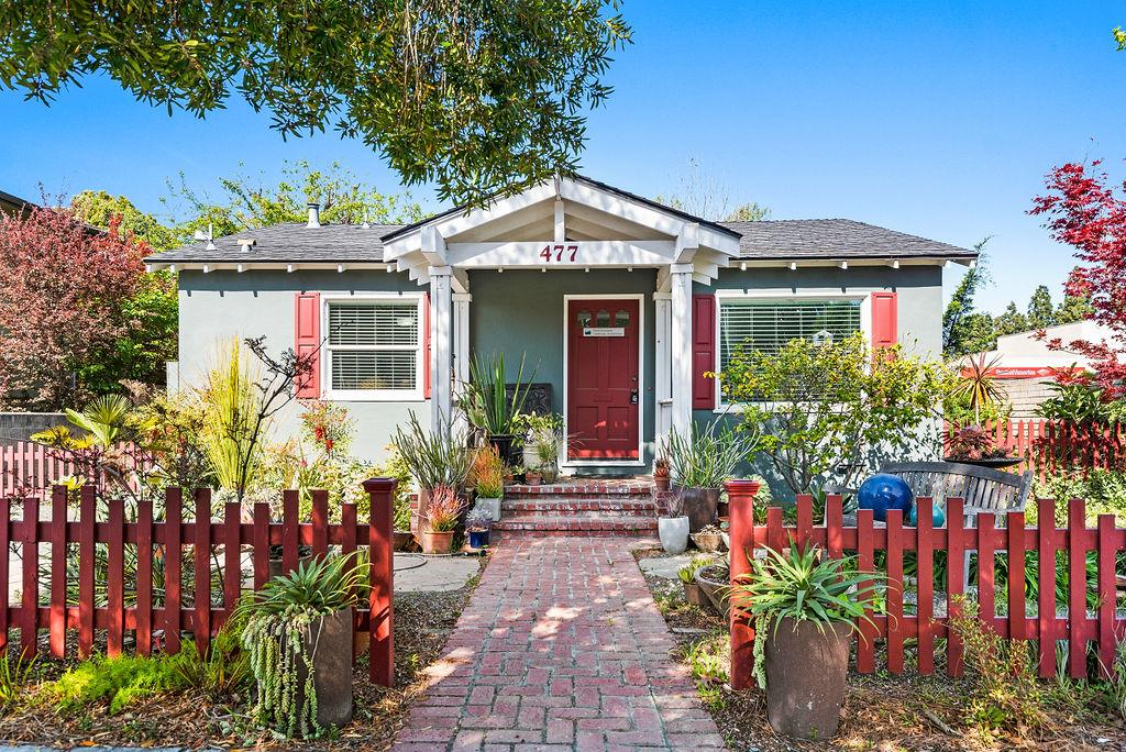 Detail Gallery Image 1 of 20 For 477 S Taaffe St, Sunnyvale,  CA 94086 - 2 Beds   1 Baths