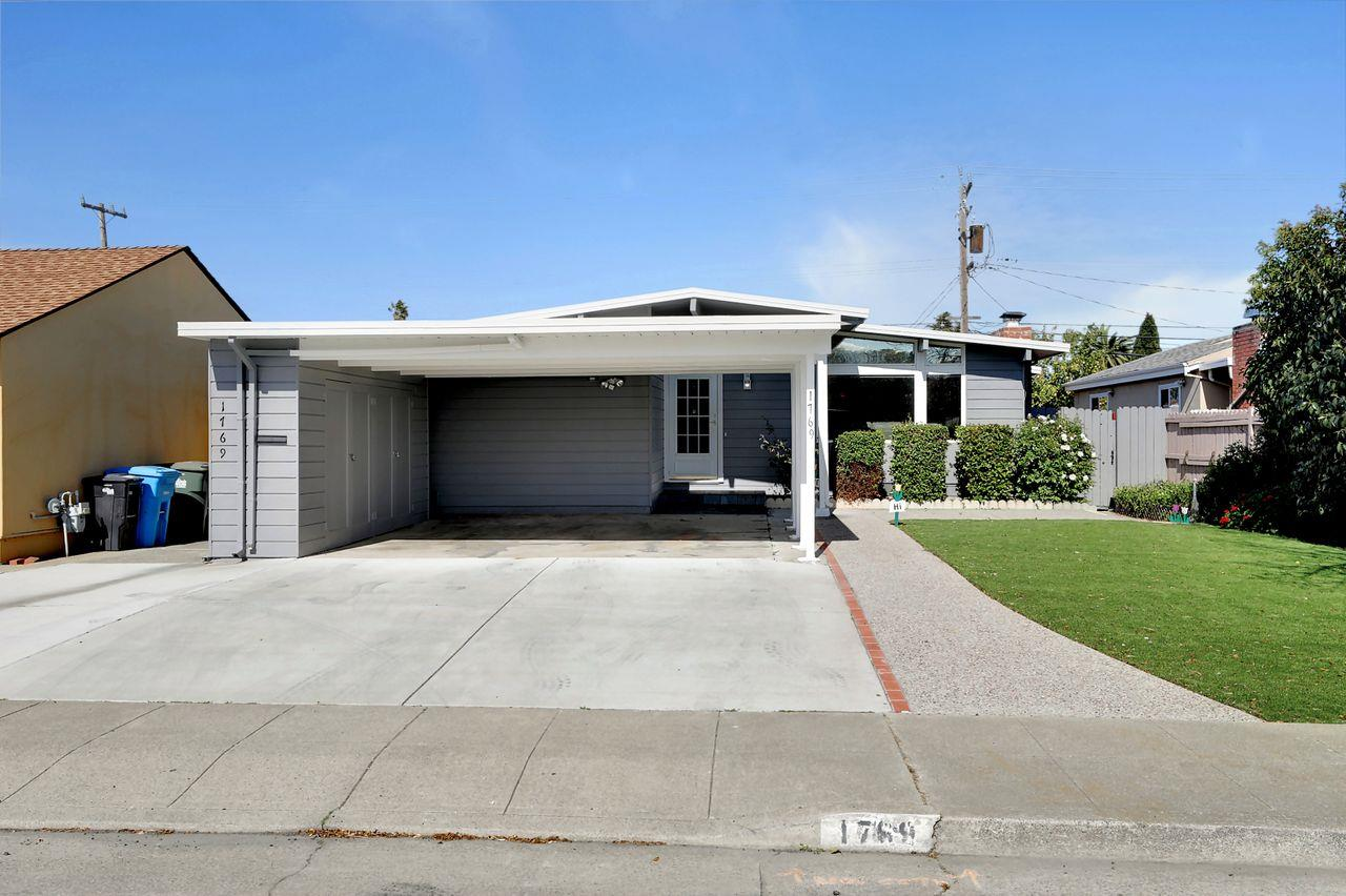 Detail Gallery Image 1 of 28 For 1769 Hamlet St, San Mateo,  CA 94403 - 3 Beds | 2 Baths