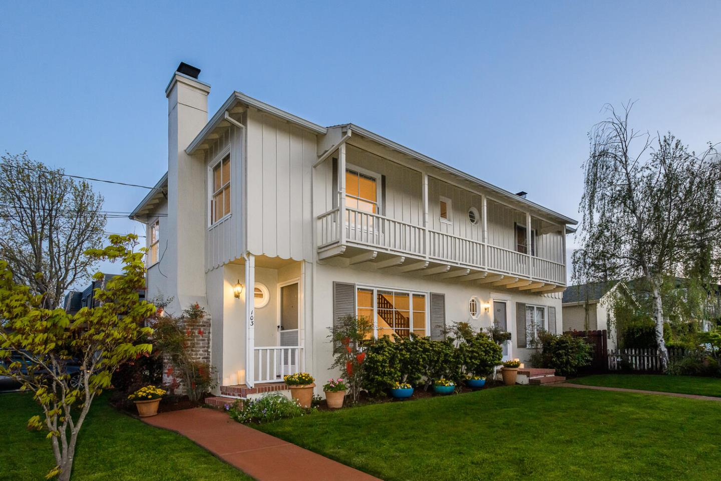 Detail Gallery Image 1 of 1 For 103-105 27th Ave, San Mateo,  CA 94403 - – Beds | – Baths