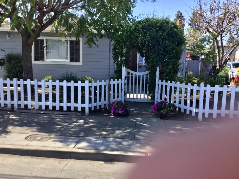 1502 Hess RD Redwood City CA 94061