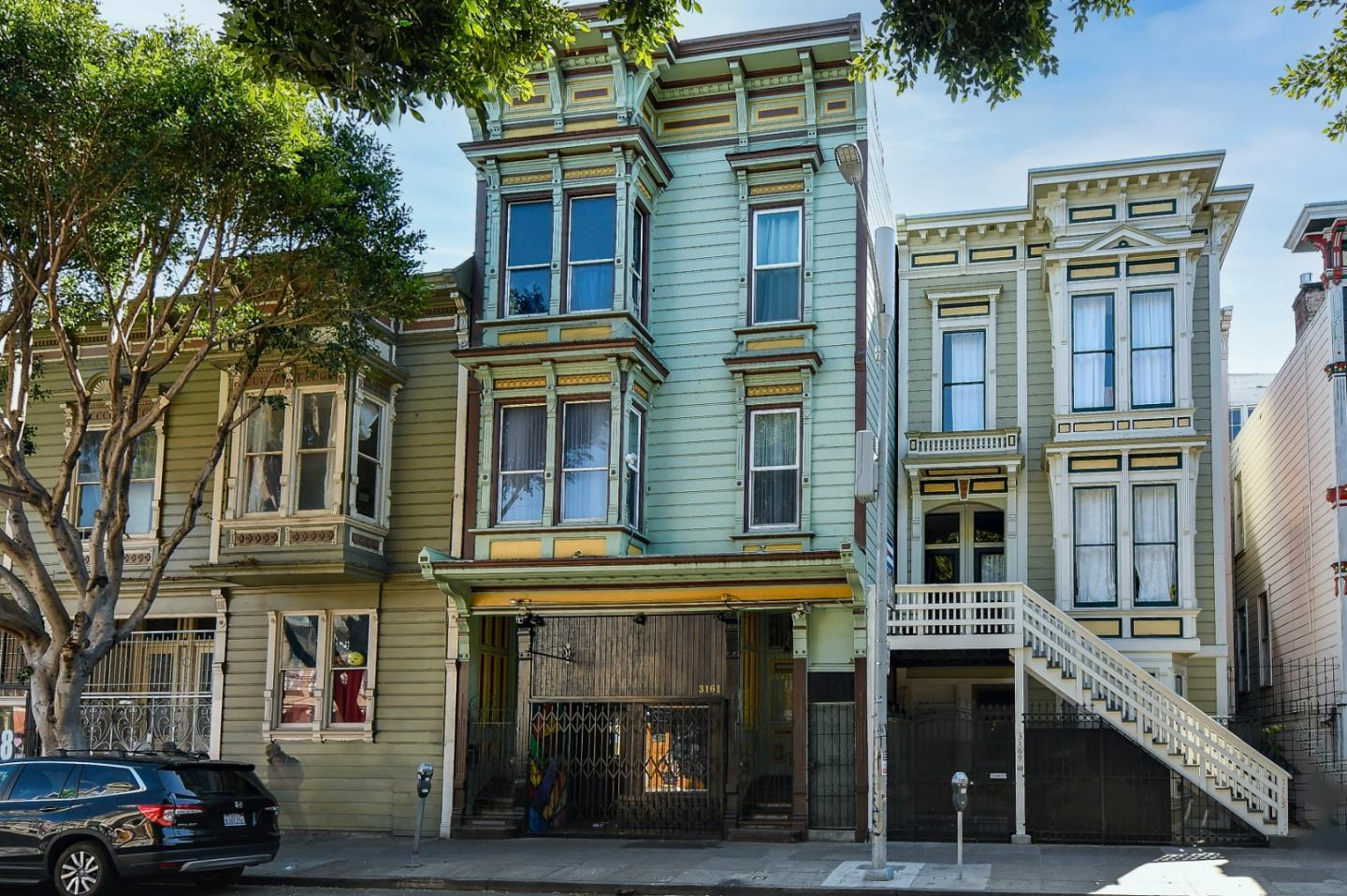 Detail Gallery Image 1 of 13 For 3159-3163 24th St, San Francisco,  CA 94110 - – Beds | – Baths