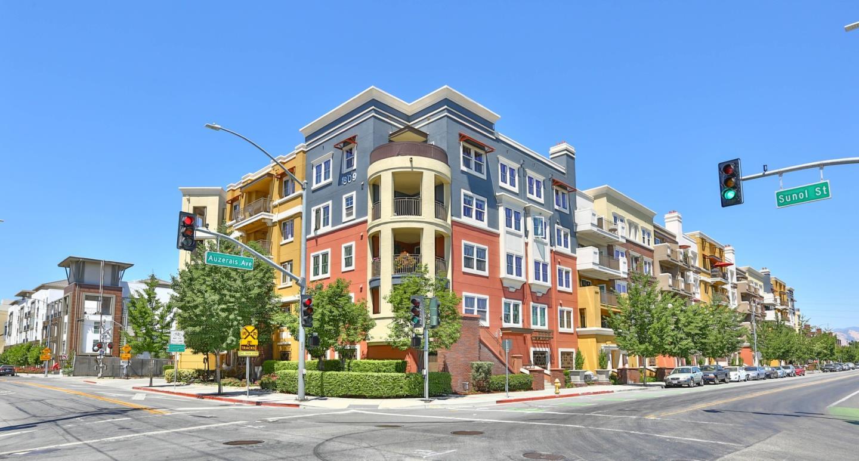 Detail Gallery Image 1 of 27 For 809 Auzerais Ave #243,  San Jose,  CA 95126 - 1 Beds | 1/1 Baths