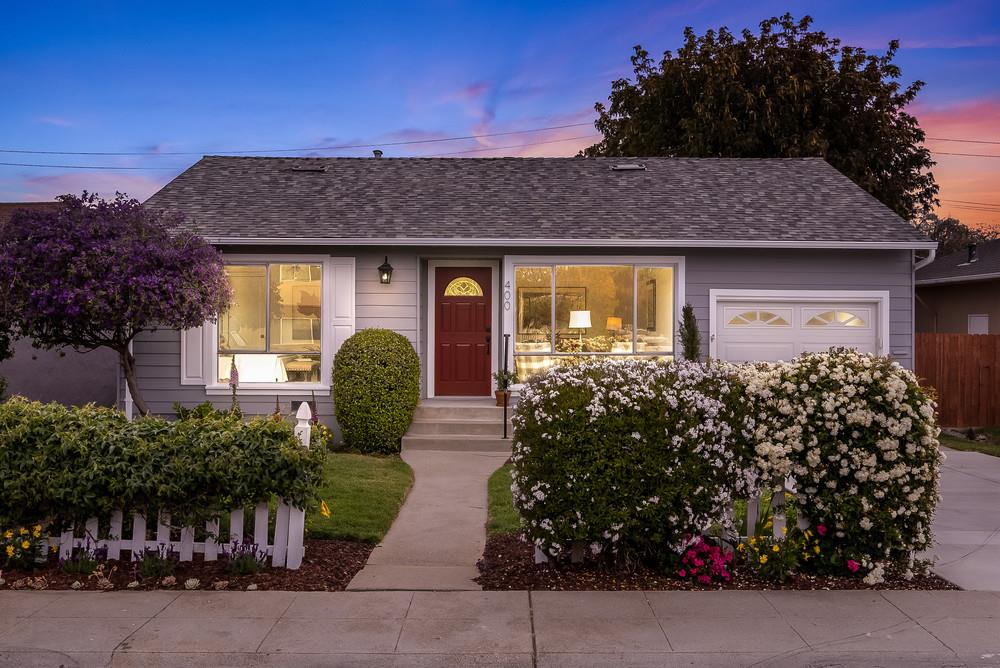 Detail Gallery Image 1 of 31 For 400 N Kingston St, San Mateo,  CA 94401 - 2 Beds | 1 Baths