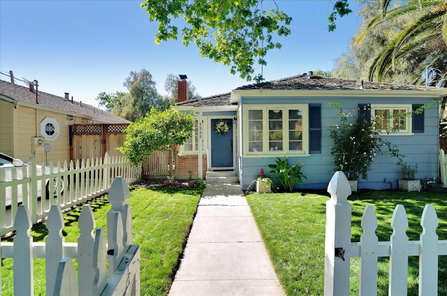 Detail Gallery Image 1 of 1 For 1335 Newhall St, San Jose,  CA 95126 - 3 Beds | 2 Baths