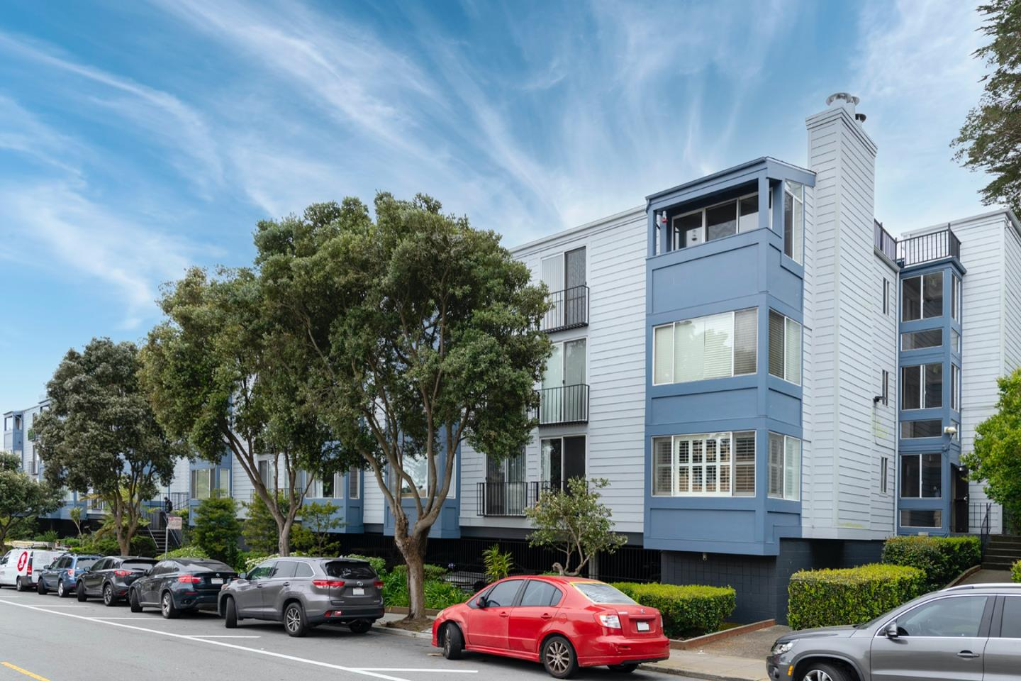 Detail Gallery Image 1 of 1 For 5330 Diamond Heights Blvd #J204,  San Francisco,  CA 94131 - 1 Beds | 1 Baths