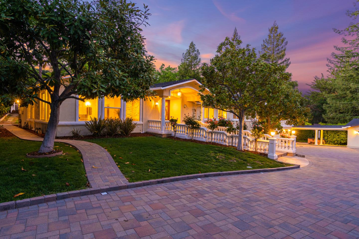 Detail Gallery Image 1 of 1 For 18595 Woodbank Way, Saratoga,  CA 95070 - 4 Beds | 4/1 Baths