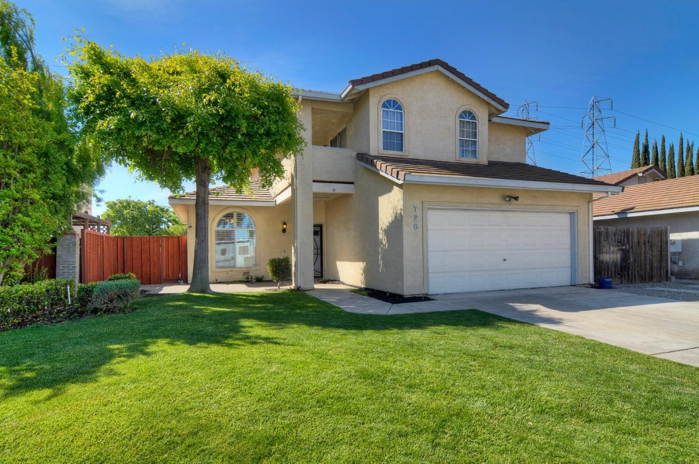Detail Gallery Image 1 of 1 For 726 Lourence Ct, Tracy,  CA 95376 - 3 Beds | 2/1 Baths