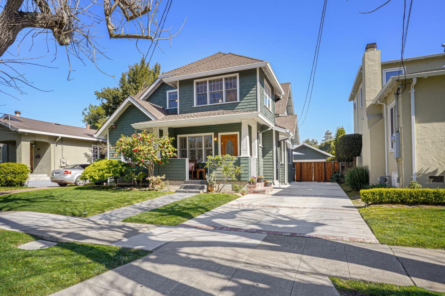 Detail Gallery Image 1 of 1 For 1309 Mills Ave, Burlingame,  CA 94010 - 5 Beds   3/1 Baths