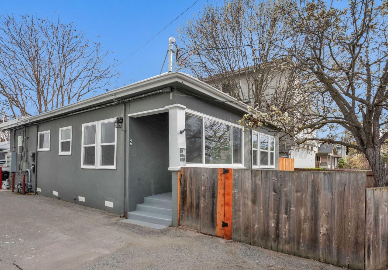 49 Oak AVE Redwood City CA 94061