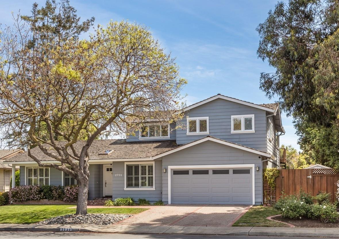Detail Gallery Image 1 of 31 For 2731 Diericx Dr, Mountain View,  CA 94040 - 5 Beds | 3/1 Baths