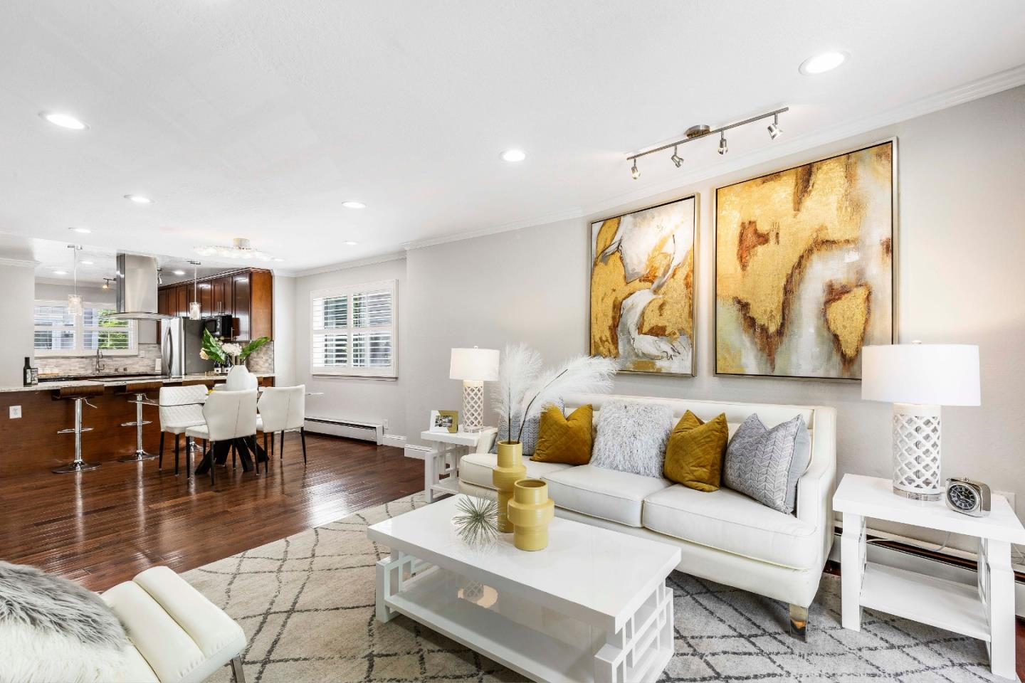 Detail Gallery Image 1 of 1 For 165 E Okeefe St #1,  Menlo Park,  CA 94025 - 2 Beds   1/1 Baths
