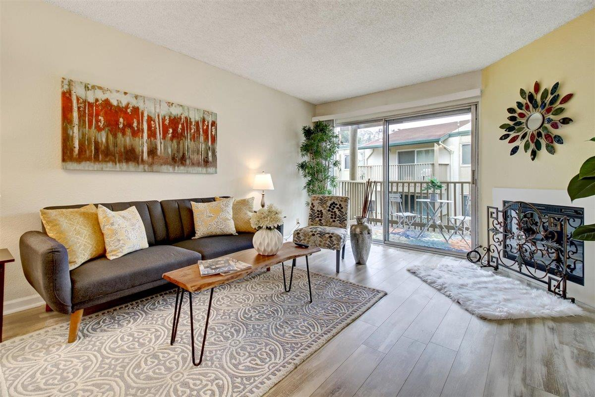 Detail Gallery Image 1 of 52 For 373 Half Moon Ln #208,  Daly City,  CA 94015 - 2 Beds | 1/1 Baths