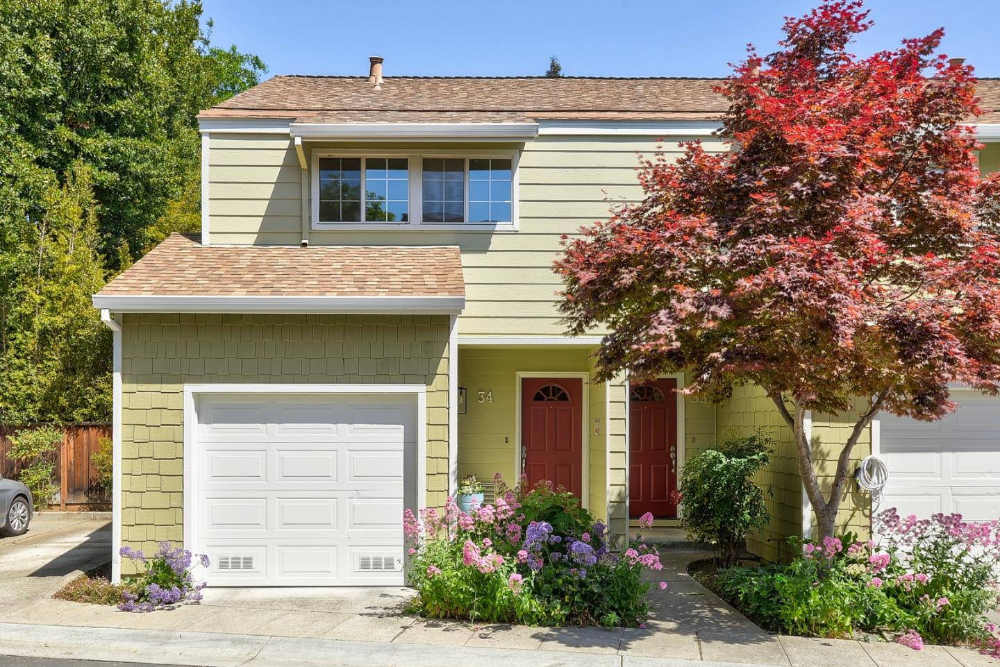 Detail Gallery Image 1 of 24 For 201 Ada Ave #34,  Mountain View,  CA 94043 - 2 Beds | 2/1 Baths