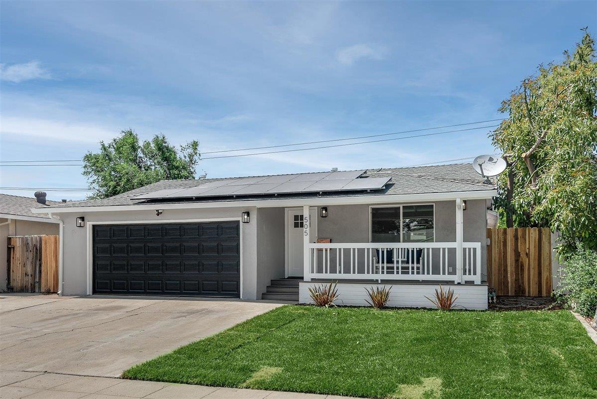 Detail Gallery Image 1 of 1 For 505 Skall Dr, San Jose,  CA 95111 - 4 Beds   2 Baths