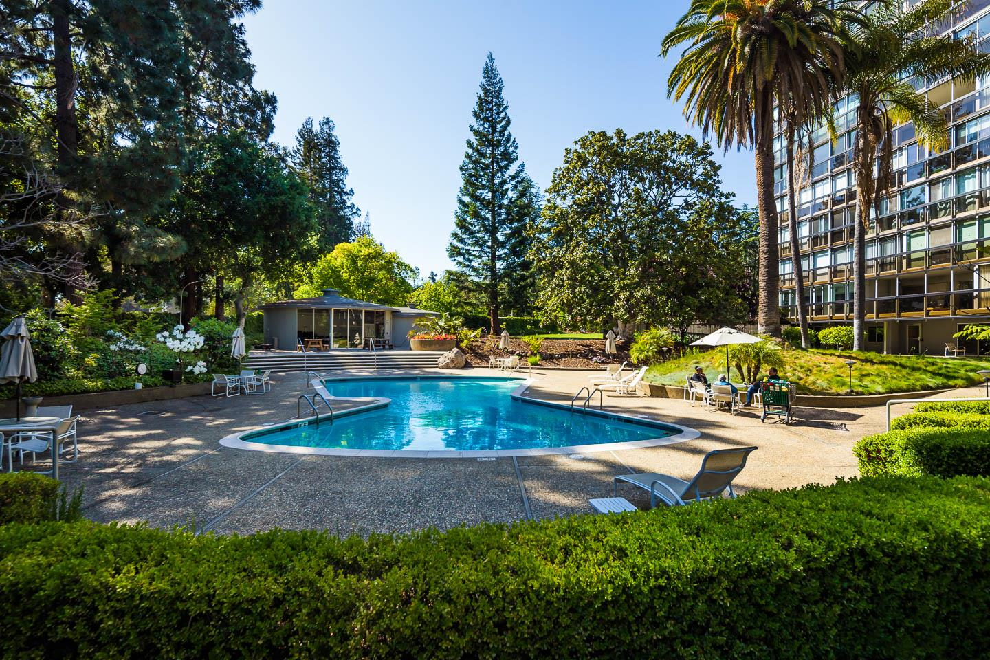 Detail Gallery Image 1 of 1 For 101 Alma St #1207,  Palo Alto,  CA 94301 - 3 Beds   3 Baths