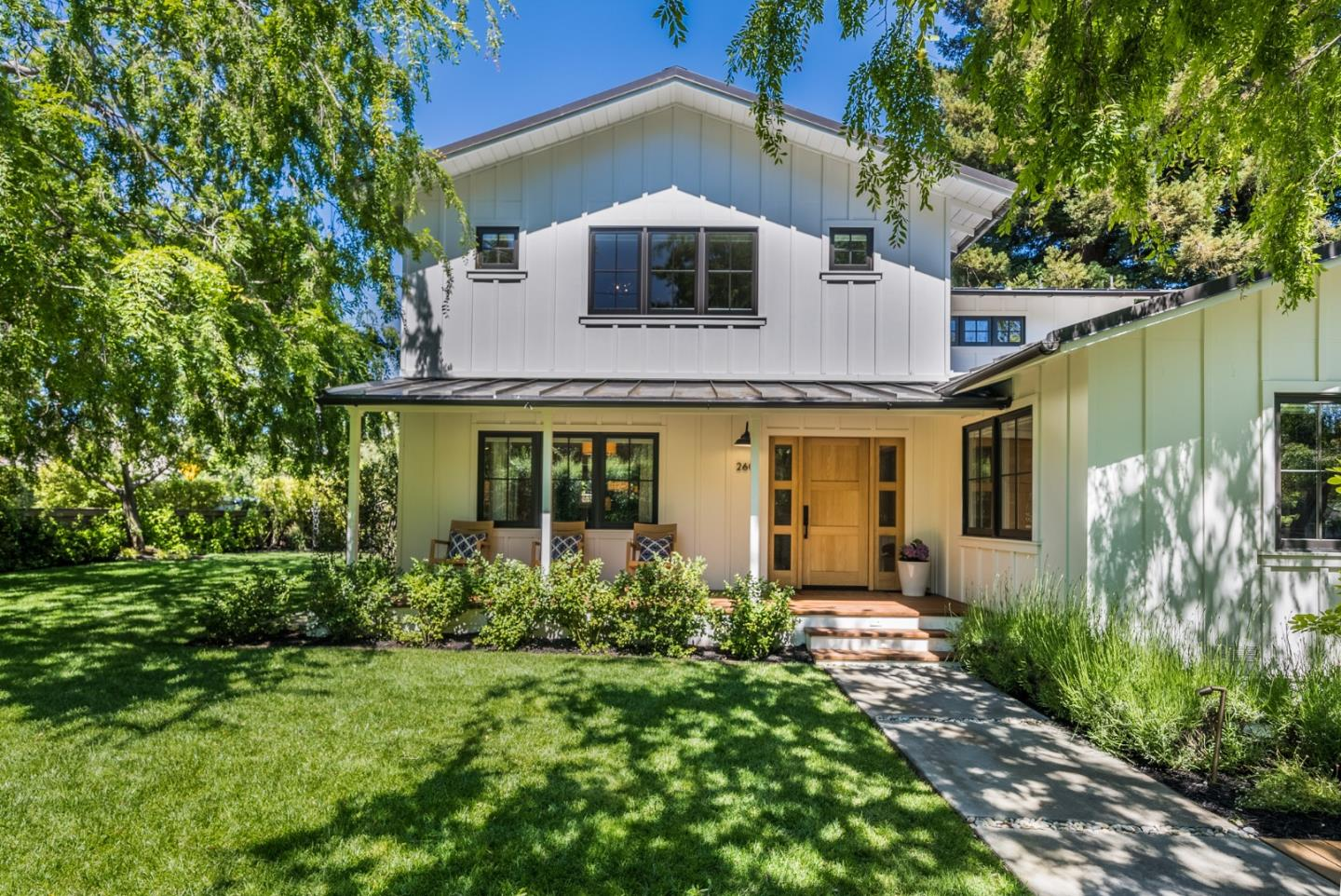 Detail Gallery Image 1 of 1 For 260 Encinal Ave, Menlo Park,  CA 94025 - 4 Beds | 2/1 Baths