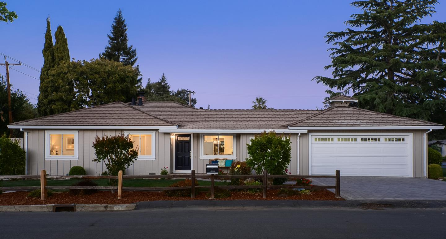 Detail Gallery Image 1 of 1 For 13196 Franklin Ave, Mountain View,  CA 94040 - 3 Beds   2 Baths