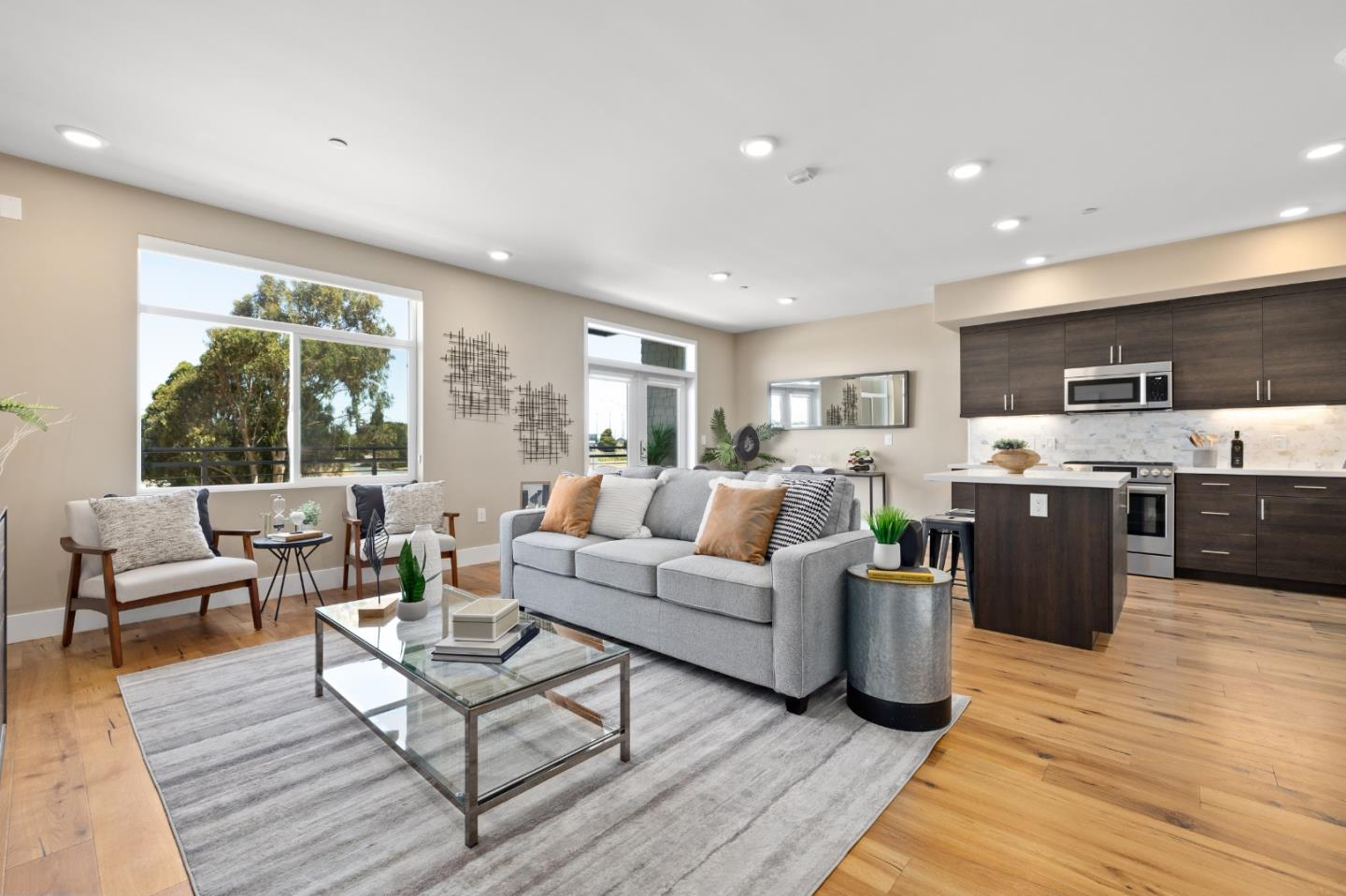 Detail Gallery Image 1 of 1 For 400 Mariners Island Blvd #102,  San Mateo,  CA 94404 - 1 Beds | 1 Baths