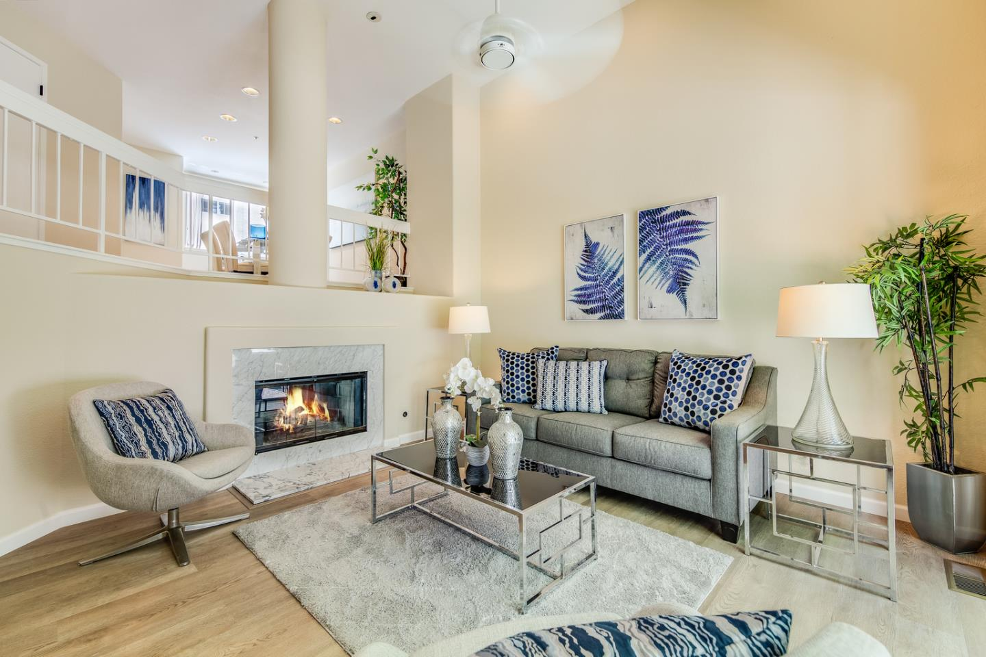Detail Gallery Image 1 of 1 For 440 Galleria Dr #8,  San Jose,  CA 95134 - 2 Beds   2/1 Baths