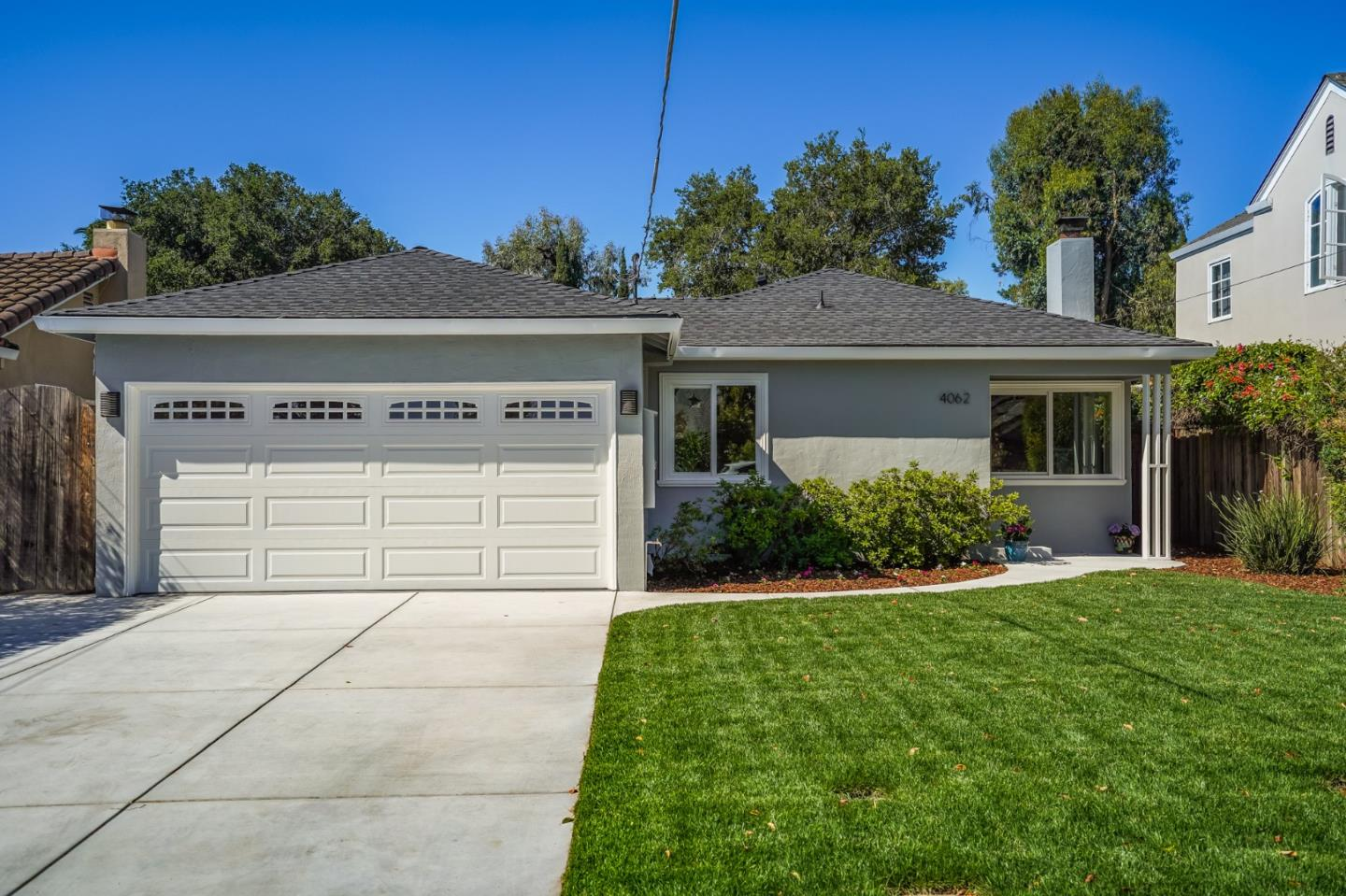 Detail Gallery Image 1 of 1 For 4062 2nd St, Palo Alto,  CA 94306 - 3 Beds | 2 Baths