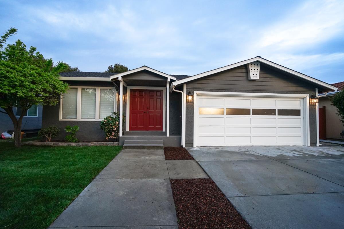 1629 Pecan CT Redwood City CA 94061