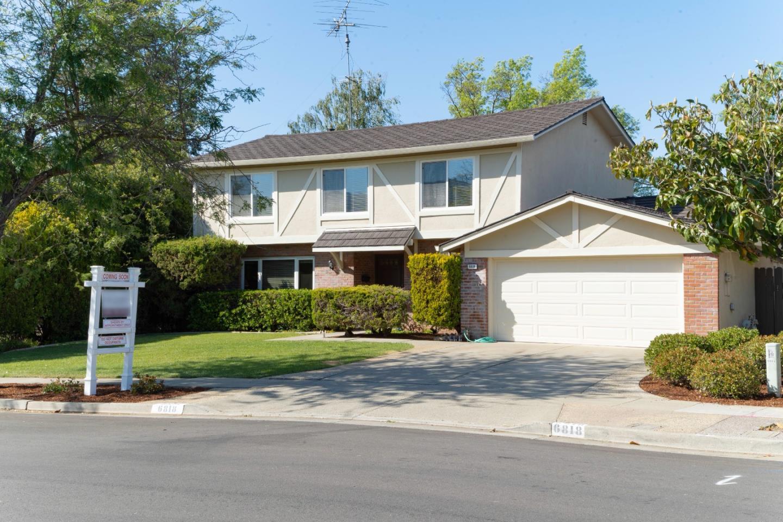 Detail Gallery Image 1 of 1 For 6818 Burnside Dr, San Jose,  CA 95120 - 5 Beds   3 Baths
