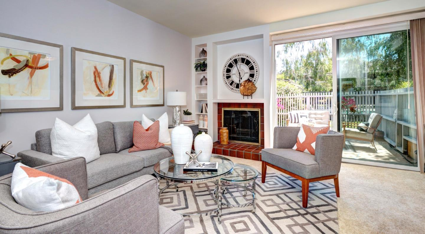 Detail Gallery Image 1 of 1 For 207 Ortega Ave, Mountain View,  CA 94040 - 3 Beds   2/1 Baths