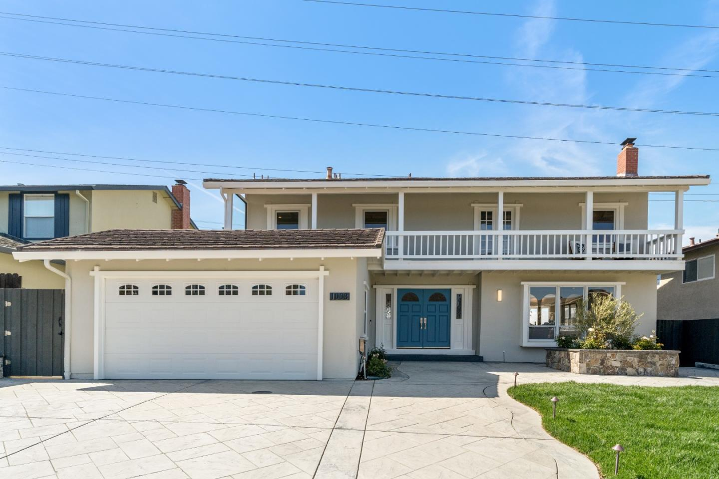 Detail Gallery Image 1 of 1 For 1008 Springfield Dr, Millbrae,  CA 94030 - 4 Beds | 2/1 Baths
