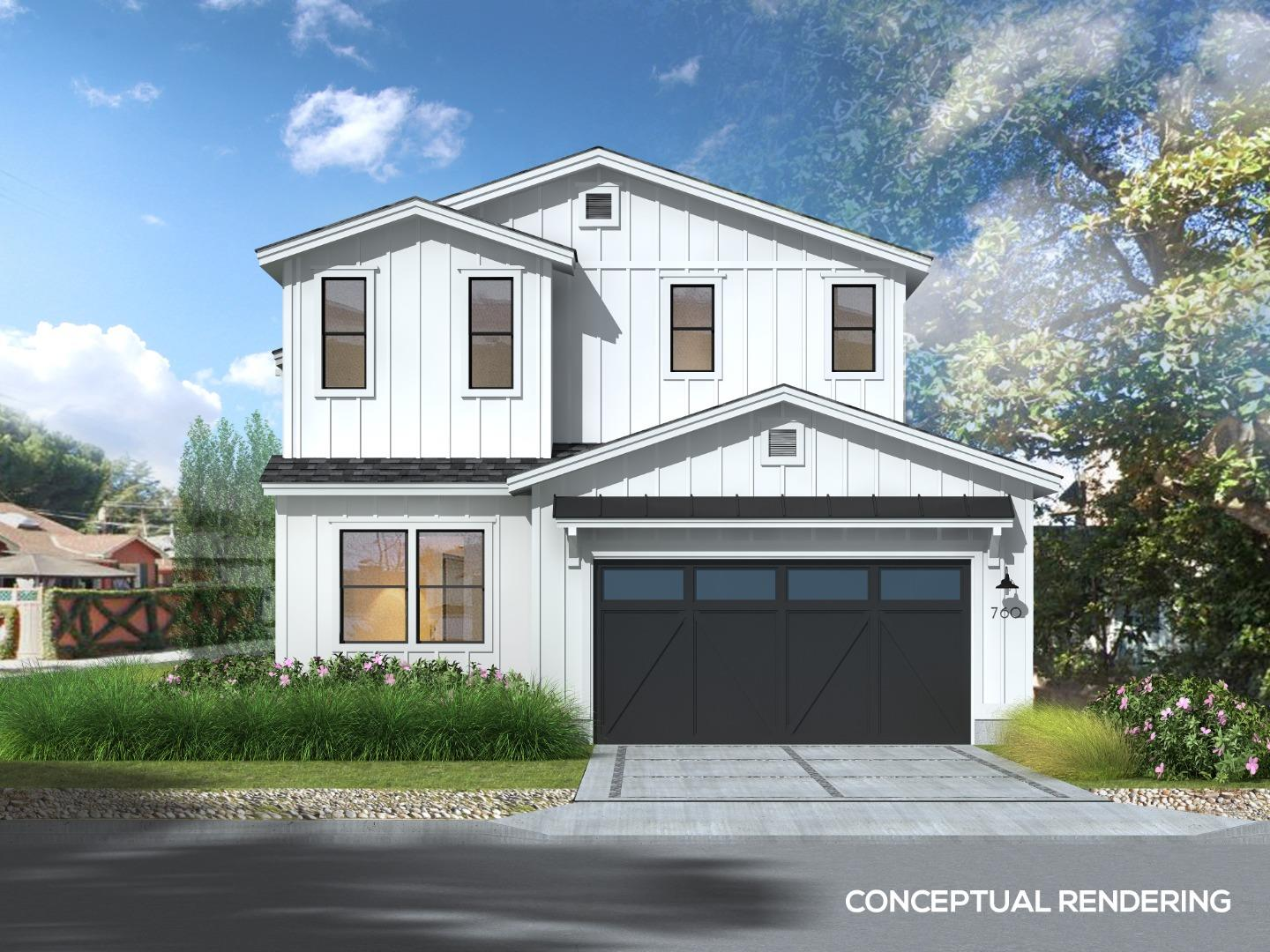 Detail Gallery Image 1 of 1 For 760 College Ave, Menlo Park,  CA 94025 - 4 Beds   4/1 Baths