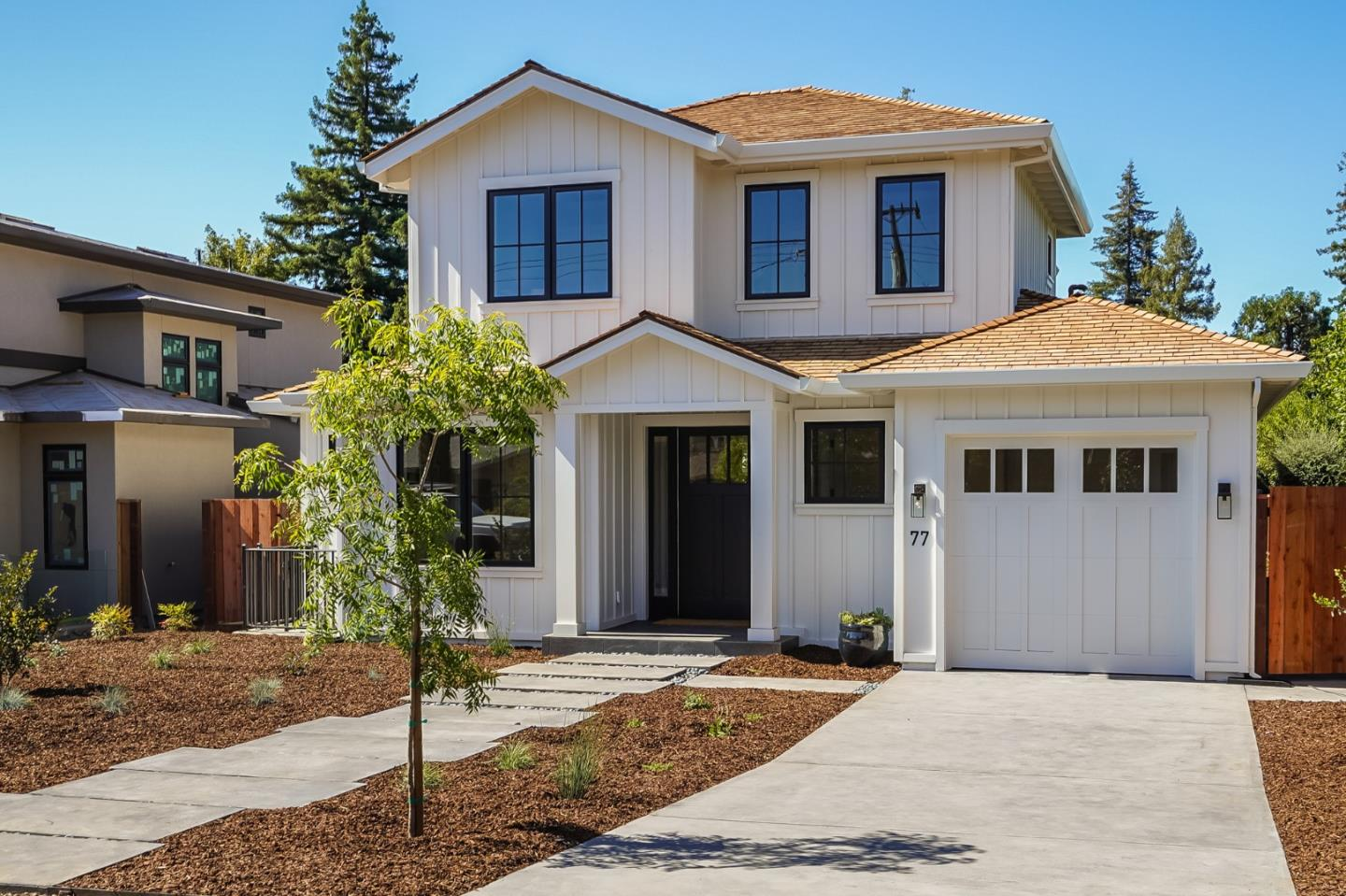 Detail Gallery Image 1 of 41 For 77 Lyell St, Los Altos,  CA 94022 - 6 Beds | 5/1 Baths