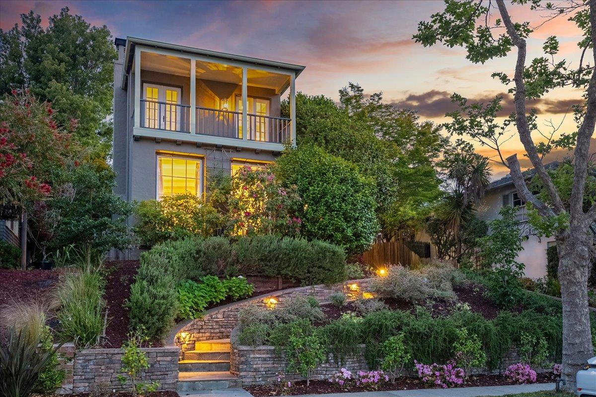 Detail Gallery Image 1 of 1 For 1361 Bernal Ave, Burlingame,  CA 94010 - 4 Beds | 3/1 Baths