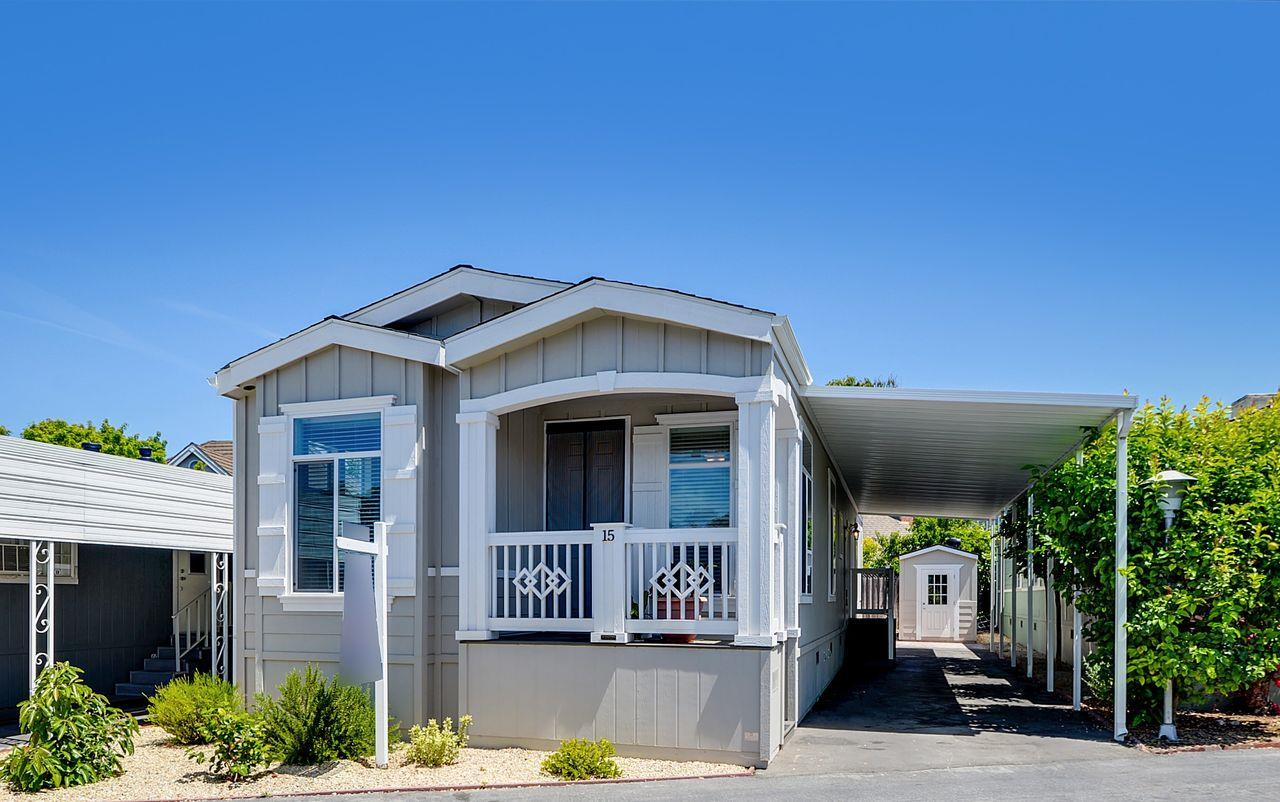 Detail Gallery Image 1 of 36 For 501 Moorpark Way #15,  Mountain View,  CA 94041 - 3 Beds   2 Baths