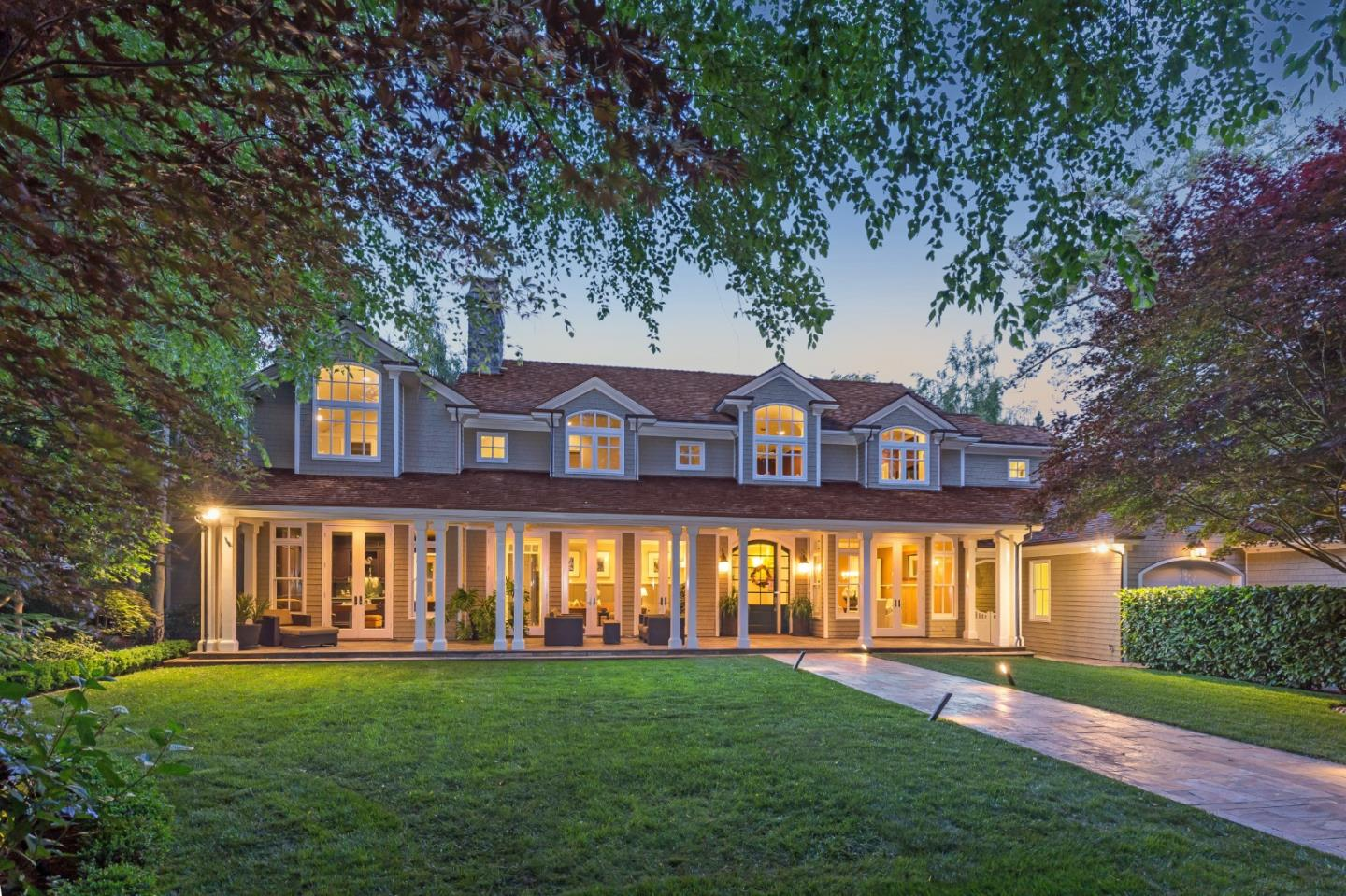 Detail Gallery Image 1 of 1 For 1140 Arbor Rd, Menlo Park,  CA 94025 - 5 Beds | 6 Baths
