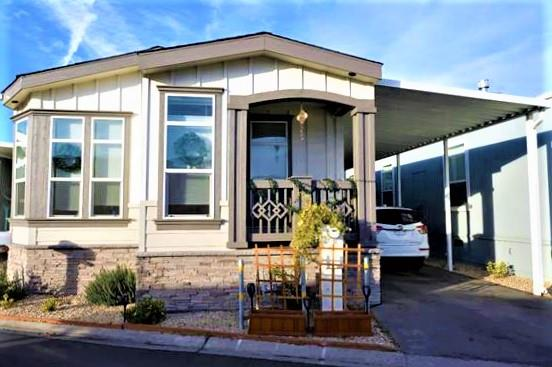 Detail Gallery Image 1 of 23 For 325 Sylvan Ave #45,  Mountain View,  CA 94041 - 3 Beds   2 Baths