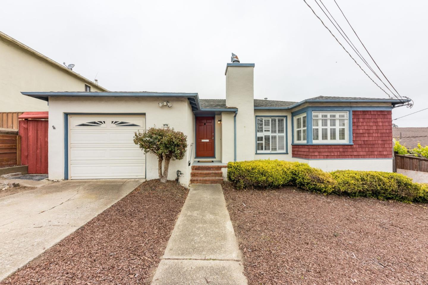 Detail Gallery Image 1 of 34 For 1867 Sweetwood Dr, Daly City,  CA 94015 - 3 Beds | 1 Baths