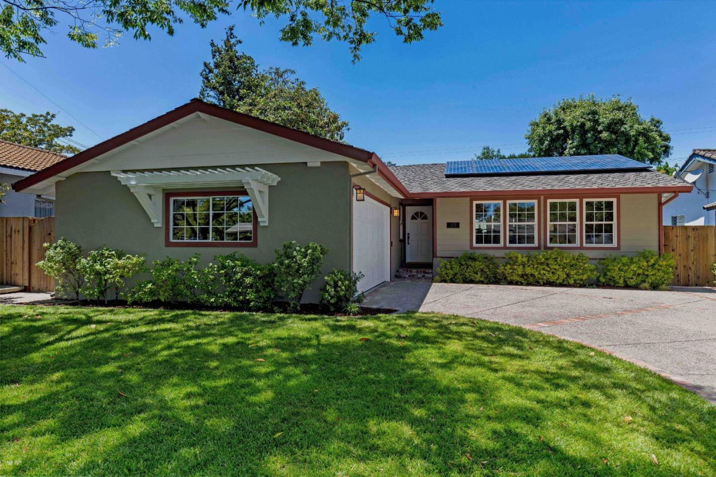 Detail Gallery Image 1 of 1 For 1539 El Oso Dr, San Jose,  CA 95129 - 3 Beds | 2 Baths
