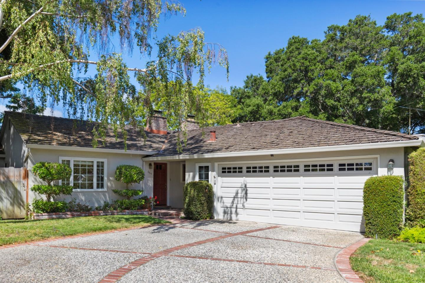 Detail Gallery Image 1 of 1 For 664 Berry Ave, Los Altos,  CA 94024 - 2 Beds | 2 Baths