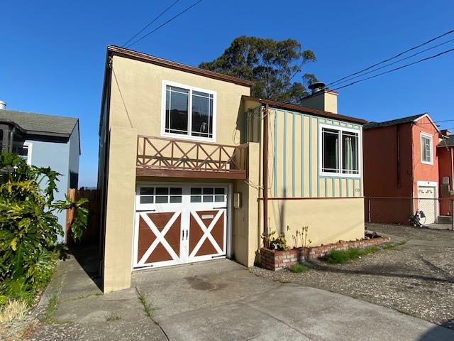 Detail Gallery Image 1 of 1 For 150 E Vista Ave, Daly City,  CA 94014 - 3 Beds   1 Baths