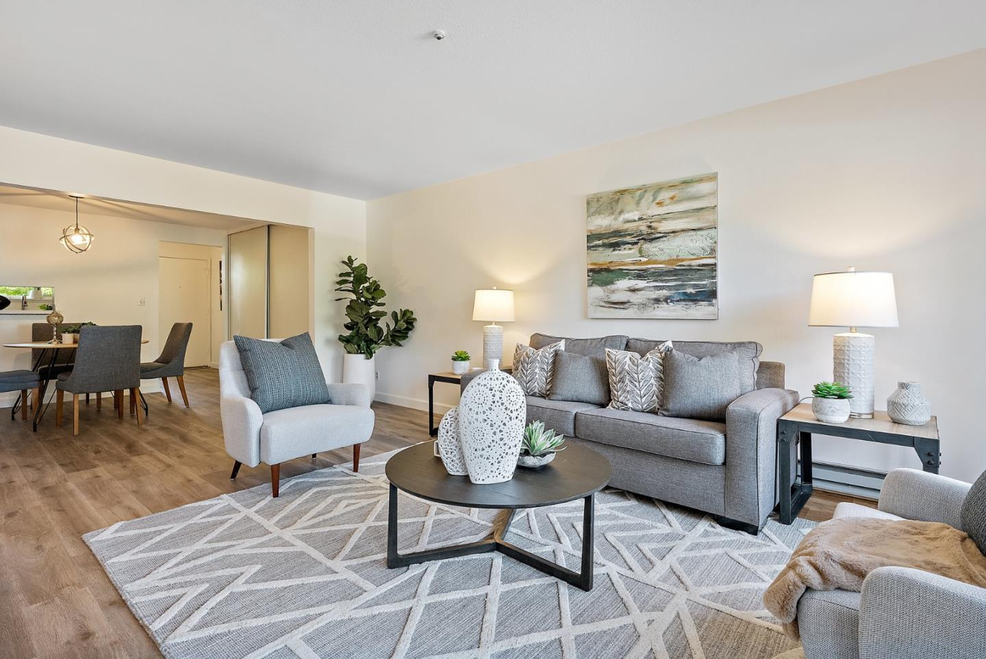 Detail Gallery Image 1 of 1 For 4000 Farm Hill Blvd #111,  Redwood City,  CA 94061 - 2 Beds   1 Baths