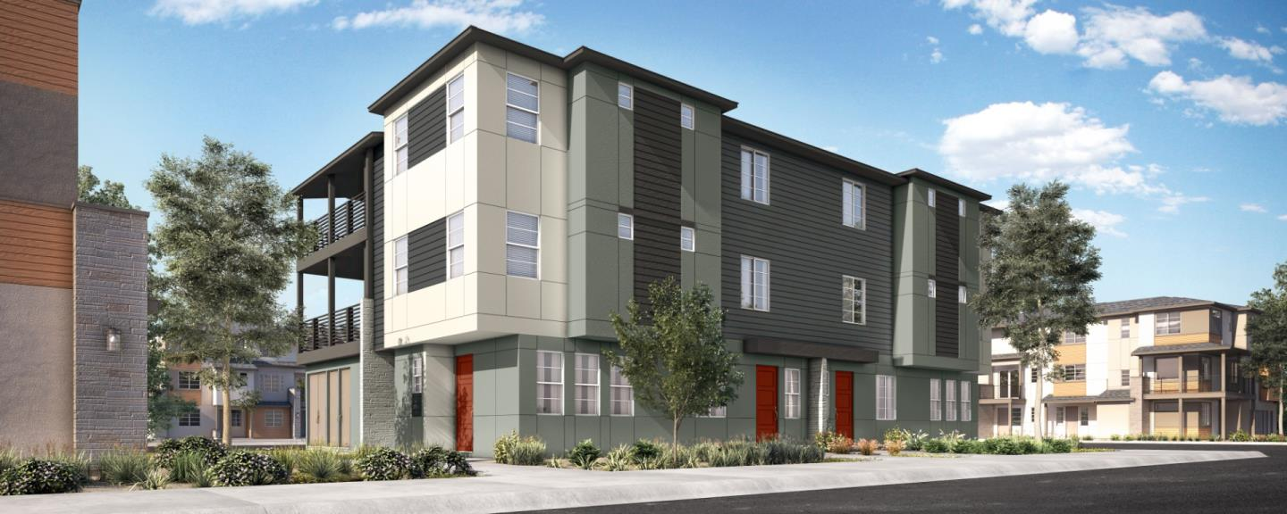 MLS#ML81849441~Built by Taylor Morrison, Ready January 2022! SoHay Line Plan 3 is a three-level townhome-style condominium with 2 bedrooms and 2 baths and all living spaces on the third floor.  This 1,501 sq. ft. home features an open-concept floor plan with an eat-in kitchen island, dining space, and living room with a walk-out covered deck. Features include a walk-in pantry and spacious deck adjacent to the living and dining area, and walk in closets at both bedrooms. Structural Options added to 490 Trace Lane include: none. REPRESENTATIVE PHOTOS ADDED!