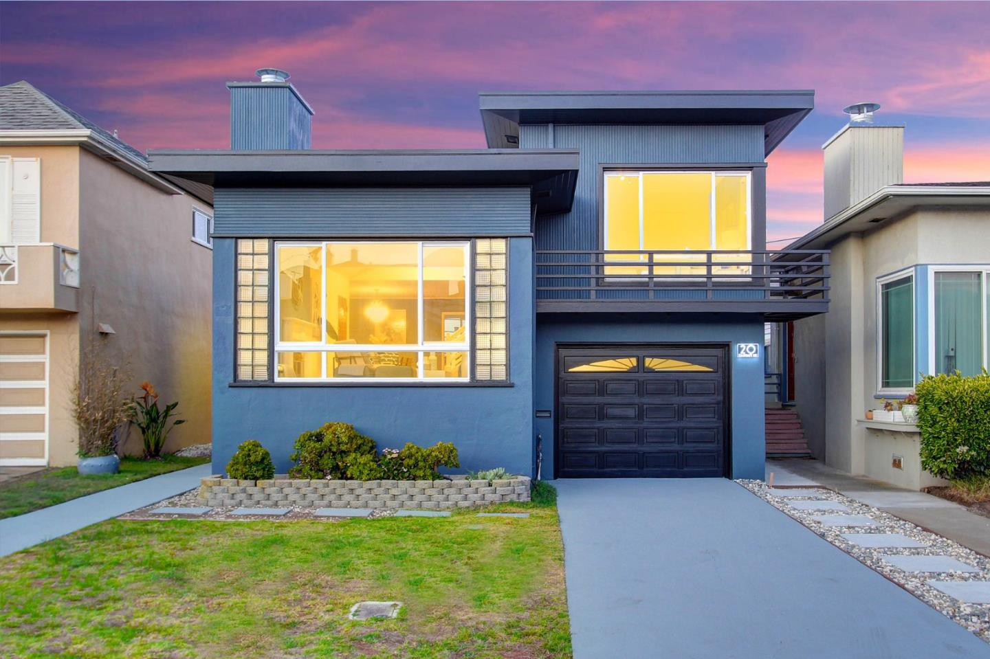 Detail Gallery Image 1 of 62 For 20 Eastgate Dr, Daly City,  CA 94015 - 3 Beds   2 Baths