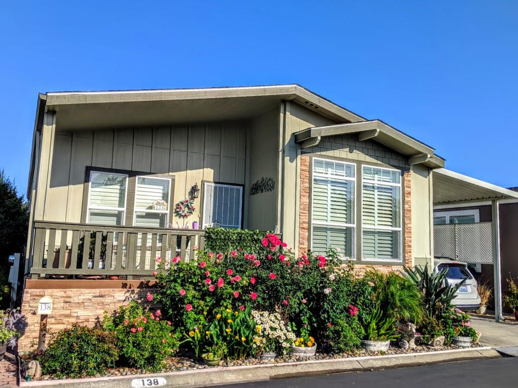 Detail Gallery Image 1 of 1 For 433 Sylvan Ave #138,  Mountain View,  CA 94041 - 3 Beds   2 Baths