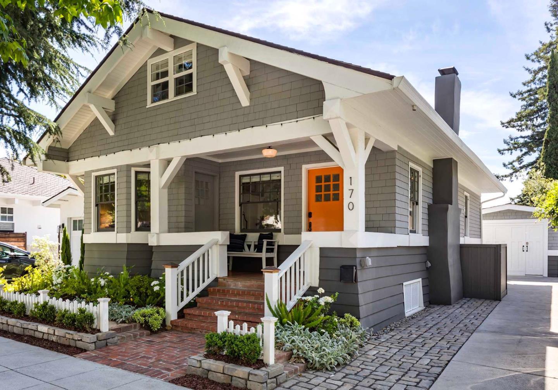 170 Hawthorne AVE Palo Alto CA 94301