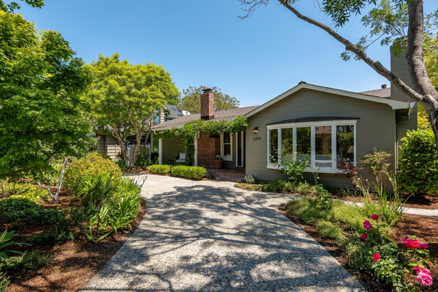 Detail Gallery Image 1 of 1 For 2699 Ramona St, Palo Alto,  CA 94306 - 4 Beds   3 Baths