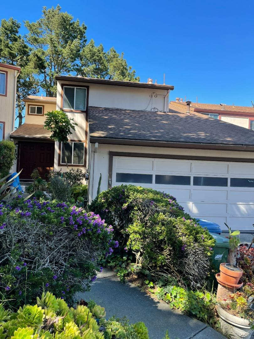 3 bedroom 2 bath two story Westridge townhouse with views - now available! Centrally located with easy access to Skyline Plaza, Serramonte regional shopping center, highway 280 and San Francisco. Reverse plan with views, deck off of living and dining area, two car side by side garage.