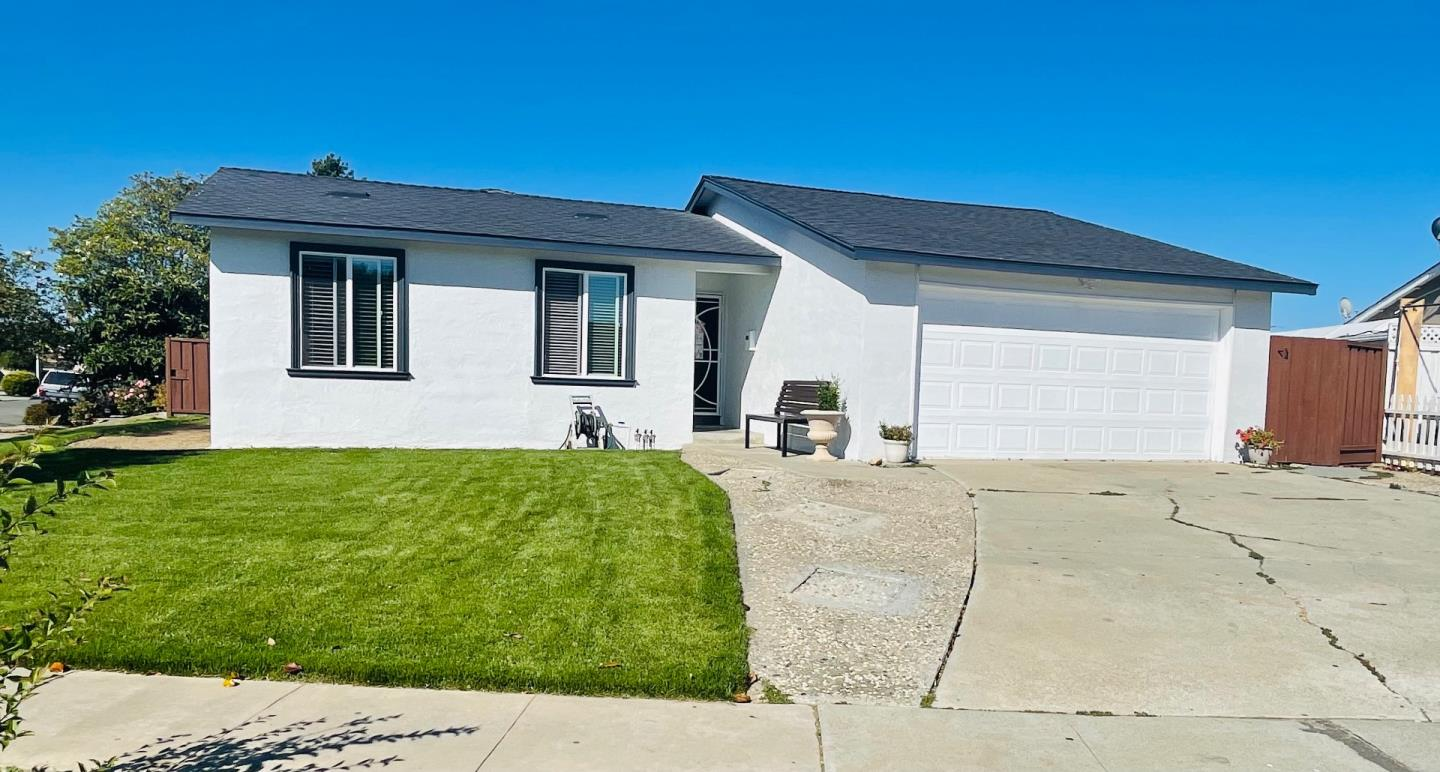 This 1367 square foot single-family home has 3 bedrooms and 2.0 bathrooms with a large lot area of 8,058 sqft. Corner lot with great landscaping. The kitchen has tile countertops, stainless steel gas stove, and a refrigerator family room with a tile floor. This easy access to 101/680/880, schools, and shopping and within minutes of Facebook, Google, and Tesla. Great Location. First-time buyers and investors are welcome to see this property. Can see the property M-F after 5 p.m.
