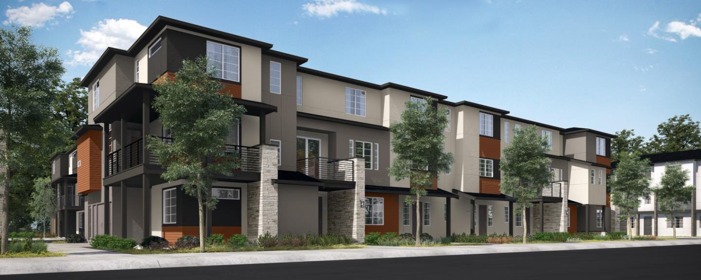 MLS#ML81851280. Built by Taylor Morrison. September Completion! SoHay Prime Plan 1 is a three-level townhome-style condominium with 2 bedrooms, 2.5 baths, and a 2-car garage. This 1,491 sqft home features an open-concept floor plan with an eat-in kitchen island, dining space, and living room with a walk-out covered deck. Enjoy a new home with solid surface counters, white shaker cabinets, and upgraded appliances.  Located on the 3rd floor, the private owners suite is highlighted by its walk-in closet, dual vanities, and step-in shower. Just across the hall is Bedroom 2 with an en suite bath. Bike or walk to the BART station just up the street. Hit I-880 or the San Mateo Bridge before the crowd and return at the same pace. This home offers all the essentials while located conveniently near shopping, dining, and transportation. Structural Options added to 146 Cue Way include: none. REPRESENTATIVE PHOTOS ADDED!