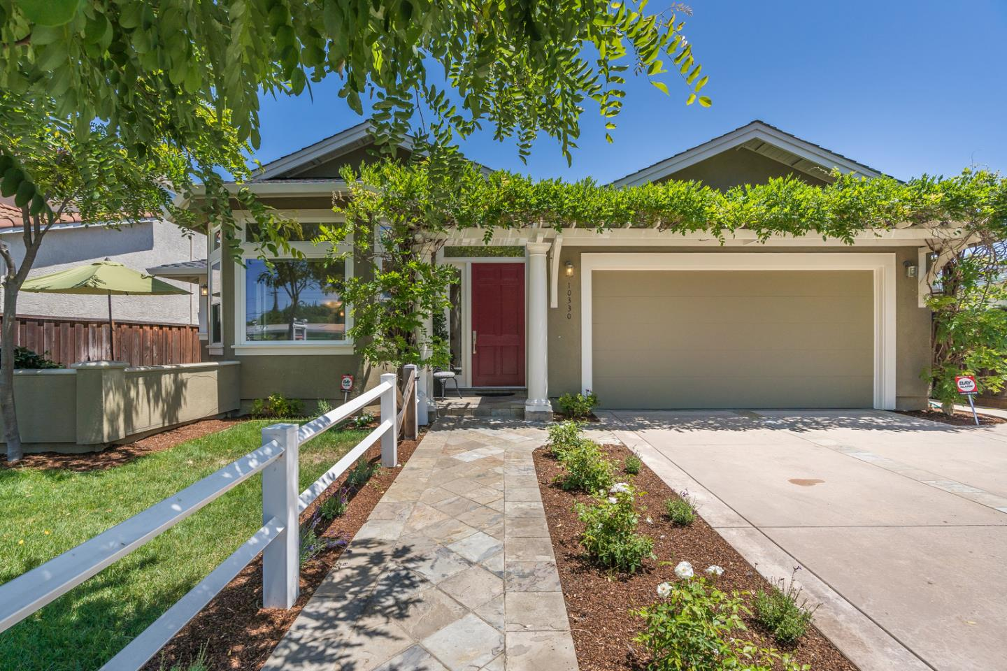 Detail Gallery Image 1 of 1 For 10330 Stern Ave, Cupertino,  CA 95014 - 4 Beds | 2/1 Baths