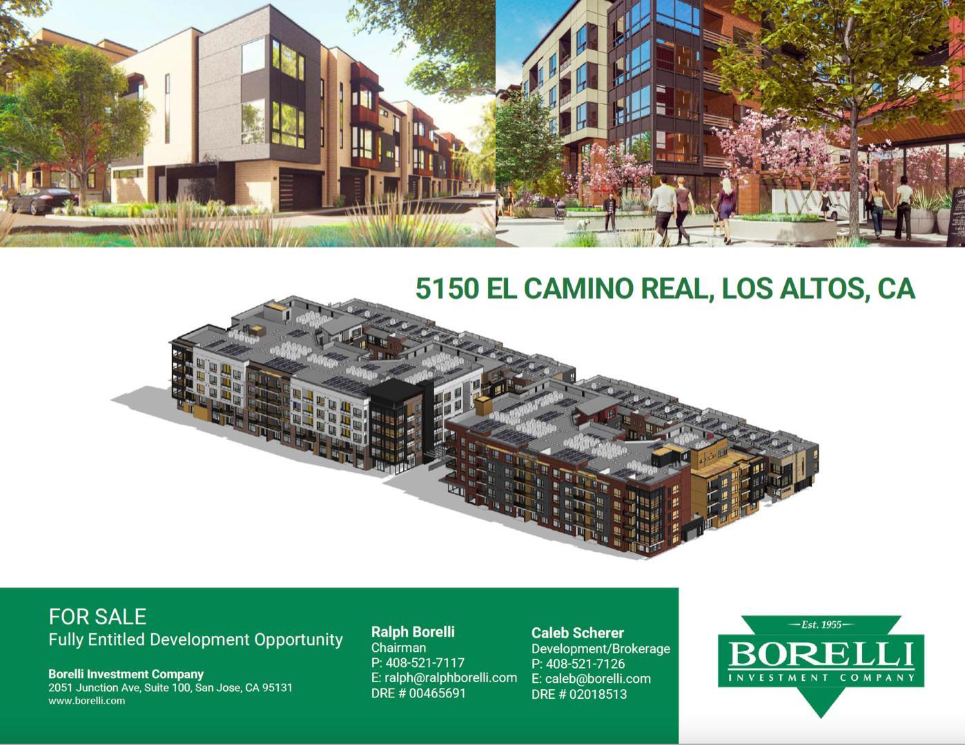 5150 El Camino Real Los Altos CA 94022